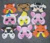Máscaras de animais de fazenda EVA (PM119)