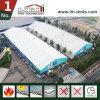 Tente en aluminium de chapiteau de PVC d'envergure claire pour l'exposition