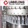 5000bph에 의하여 탄화되는 음료 세척 채우는 캡핑 기계 공장