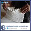 Stuoia esagonale di ceramica delle mattonelle dell'allumina - fatta in Cina