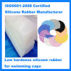 Низкое Hardness Silicone Rubber для Swim Cap