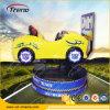 Modernes laufendes Spiel-Maschinen-Automobil, das Simulator antreibt