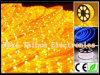 Желтое водоустойчивое освещение праздника /LED света прокладки СИД (220V-3528-60leds-Y)