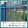 Cerca soldada doble doble del acoplamiento de alambre de la cerca del jardín del alambre