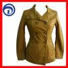 PU 숙녀의 재킷 형식 겨울 재킷 Qzydt Lp 09