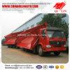 8X4 40t Vrachtwagen van de Kipper van de Stortplaats van de Nuttige lading HOWO de Zij