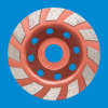 Diamant Grinding Cup Wheel pour Refractory Material
