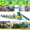 Ligne de lavage pp de raphia en plastique de la grande capacité pour réutiliser des sacs de PE de pp/film/clinquant/feuille