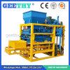Plastikladeplatten Qtj4-25 für den Ziegelstein-Block, der Maschine herstellt