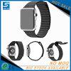 Courroie de bande de montre de cuir véritable pour la montre d'Apple