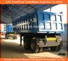 Hochleistungs2 Kipper-/Enden-Lastkraftwagen- mit Kippvorrichtungschlußteil der Wellen-40ton