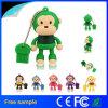 최신 판매 만화 귀여운 원숭이 USB 섬광 드라이브