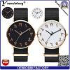 Yxl-176 nuevo modelo de moda reloj de pulsera de nylon correas de hombre de las mujeres Vogue Casual reloj personalizado de OEM de diseño de relojes promocionales
