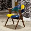 美しいカラー一致を用いる卸し売り木製フレームのレストランの椅子(SP-EC485)