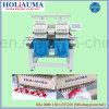 Машины вышивки рекламы 2 Holiauma тип машина Yuemei головной плоский вышивки Yuemei плоская