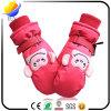 Weiche und reizende wasserdichte Kind-Baumwolle und lederne Handschuh-und Woollenhandschuhe und mit Samt innerhalb der Handschuhe der fördernden Geschenke