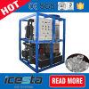 Máquinas de hielo cristalinas grandes competitivas del tubo 10t/24hrs de Icesta