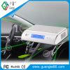 Pantalla LCD de coches purificador de aire ionizador Gl518 para la desinfección