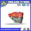 Horizontale Lucht Gekoelde 4-slag Dieselmotor R180 voor Machines