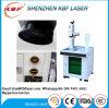 Он-лайн машина отметки лазера волокна для трубы PVC & PPR