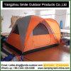 La coutume protégeant du vent de Double couche font la tente campante de course de mémoire