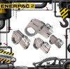 W-Serien flaches Hexagon entreißt Antriebseinheiten mit auswechselbaren Kassetten