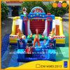 Città gonfiabile commerciale usata di divertimento di esposizione del circo dei Bouncers del playhouse (AQ01649)