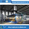La maggior parte del olio per motori residuo utile che ricicla la distilleria