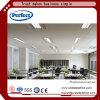 Fehlerfreie Isolierungs-Fiberglas-Leitblech-Glaswolle-Decken-Fliese im Büro/im Kino