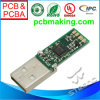 USB PCBA with Electronic Component on for Driver Using