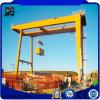 Mg-vorbildlicher doppelter Träger-Werkstatt-Portalkran mit Hochleistungs