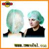 Pp.-nicht gesponnene wegwerfbare Pöbel-Schutzkappe/Schutzkappe Klipp Cap-/Nurse