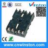 Miniature à distance de voiture Céramique Solid State électrique ferroviaire relais Socket