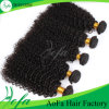Оптовая продажа фабрики Aofa отсутствие линяя волос бразильянина девственницы путать людских