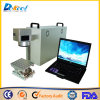 CNC Equipment Ipg 30W do laser Marker Machine de Fiber Metal da jóia