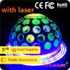 Lumière en gros de nuit d'usager de cosmos de Yuelight Rgbwp DEL avec la bille de disco d'éclairage LED de laser
