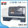 정밀도 편평한 침대 금속 절단기 CNC 선반 Ck6150I/750