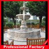 DecorationのためのSculpture大理石のWater Feature Fountainsの庭Furniture