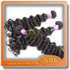 7A Top Grade Deep brasileiro Weave Hair Extensions