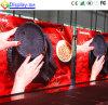 Visualización de LED video del programa P4 de la alta definición de interior para hacer publicidad