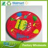 Plaques à papier rondes de vaisselle de promotion d'usager remplaçable de thème