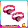 Braccialetto UV del silicone del tester del punto promozionale variopinto, Wristband UV di prova