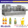 작은 Bottle Automatic Fruit Juice Particles Beverage 또는 Water Filling Machine