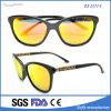 2016 melhor óculos de sol polarizados do metal da fábrica acetato Handmade novo