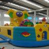 子供のためのInflatablesの障害物コースのゲーム