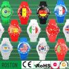 Forma Mold Colourful Silicon Watch como Promotion Gift