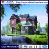 強く贅沢な現代プレハブの軽い鉄骨構造の家