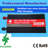 12V 3000W Modified Sine Wave Solar Power Inverter with Charger
