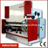 Wc67y 125/3200 CNC 유압 구부리는 기계