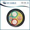 Alta qualidade LV/Flame Redartant/cabo isolado Armored/XLPE de aço da energia eléctrica da fita